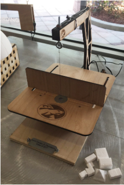 Student STEM project for engineering